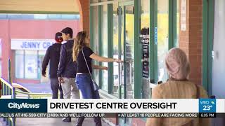 Minister of transport pledges to fix DriveTest centre wait times