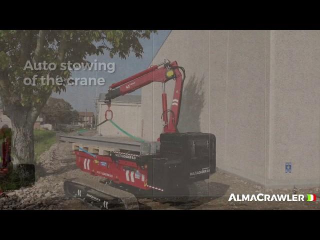 MultiLoader 6.0 - 4.1 Crane Kit