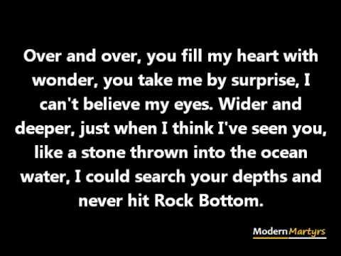 Rock Bottom - Jimmy Needham Lyrics + Download