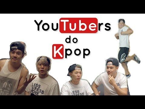 YouTubers Do K-Pop - EPISODE 2 Ft. Philip Wang