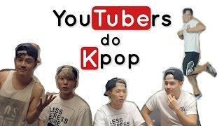 youtubers do k pop episode 2 ft philip wang