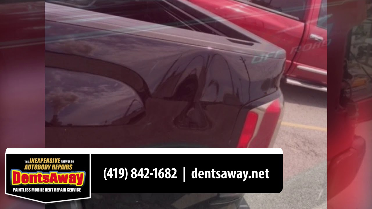 Paintless Dent Repair Auto Hail Dent Removal In Sylvania