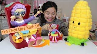 Trò Chơi Kinh Dị Hú Hồn II Bà Lão Tham Lam Keo Kiệt II Lấy Cắp Bánh Của Bà Lão Đáng Sợ