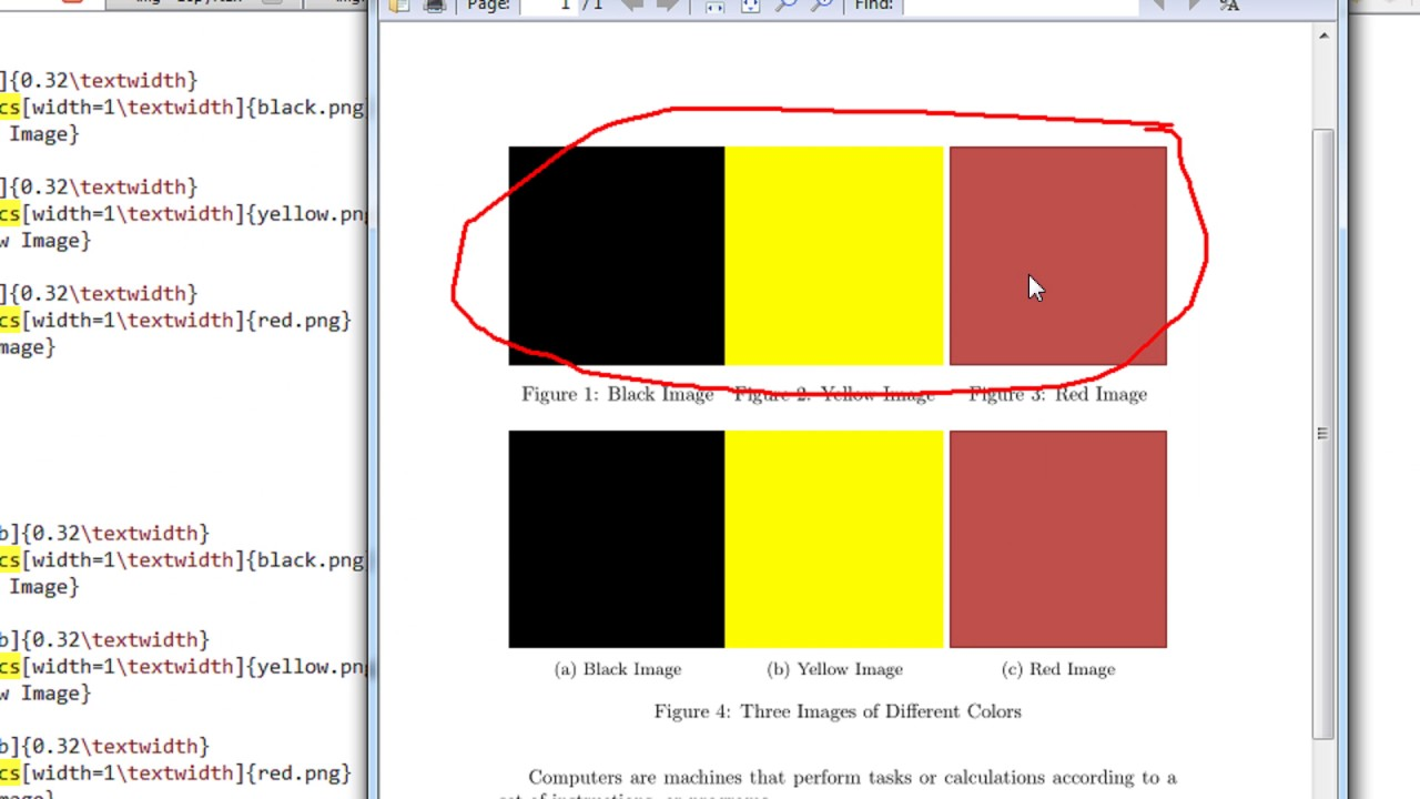 Latex Caption Next To Figure 5