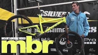 Pro Bike Check: Dan Atherton's GT Sanction