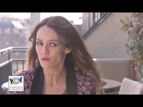 VANESSA PARADIS - Interview web pour Cornouaille