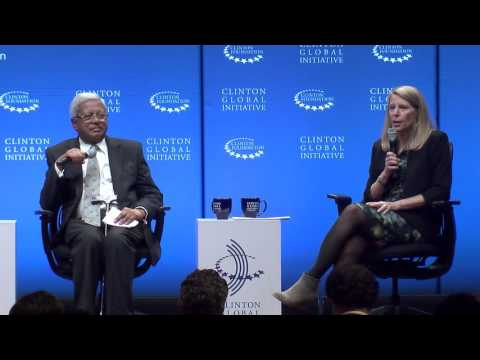 Partnering for Global Prosperity - Panel Discussion - CGI 2016 Winter Meeting
