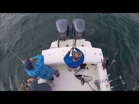 Reel Naughty Lake Ontario Salmon Fishing - 2017