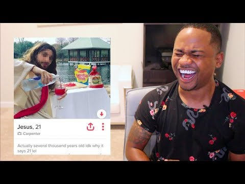 TOP 60 Funniest Tinder Profiles On The Internet | Alonzo Lerone