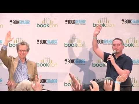 James Dashner, Ridley Pearson 'There's Safety in Numbers' at BookCon 2015 (Full Panel)