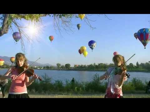 Super Mario Bros Theme Song ~ Violin Duet