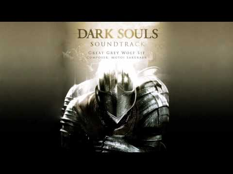 Great Grey Wolf Sif - Dark Souls Soundtrack