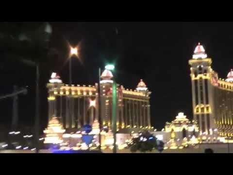 Macau The Venetian Cotai Arena (Outside View)