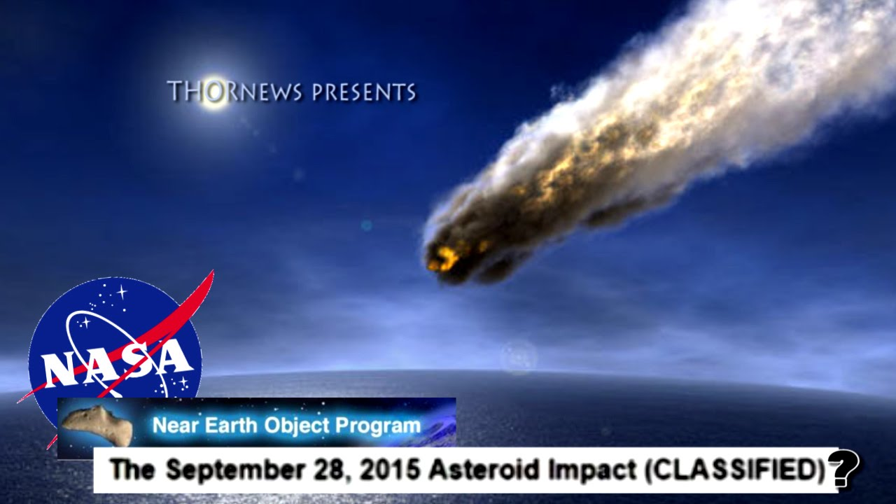 Classified NASA docs leaked? Asteroid to hit Earth ...