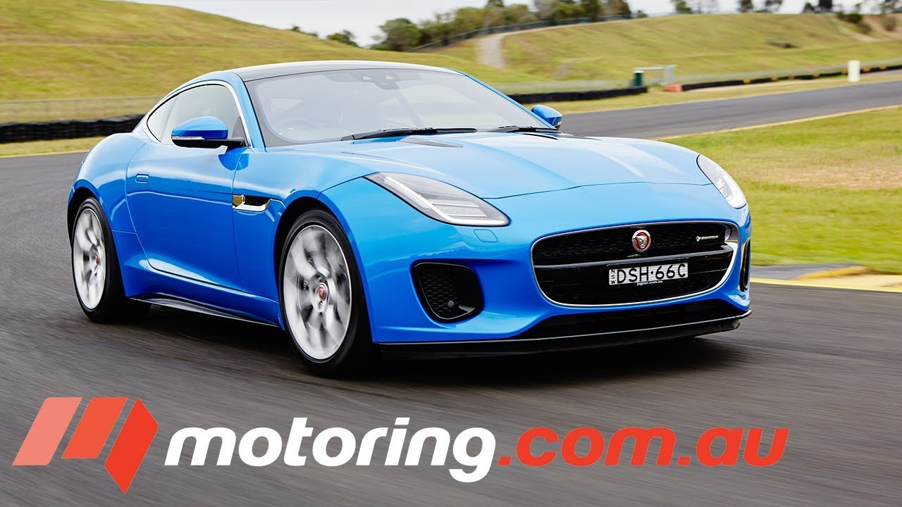2018 Jaguar F Type 4 Cylinder Review Motoring Au