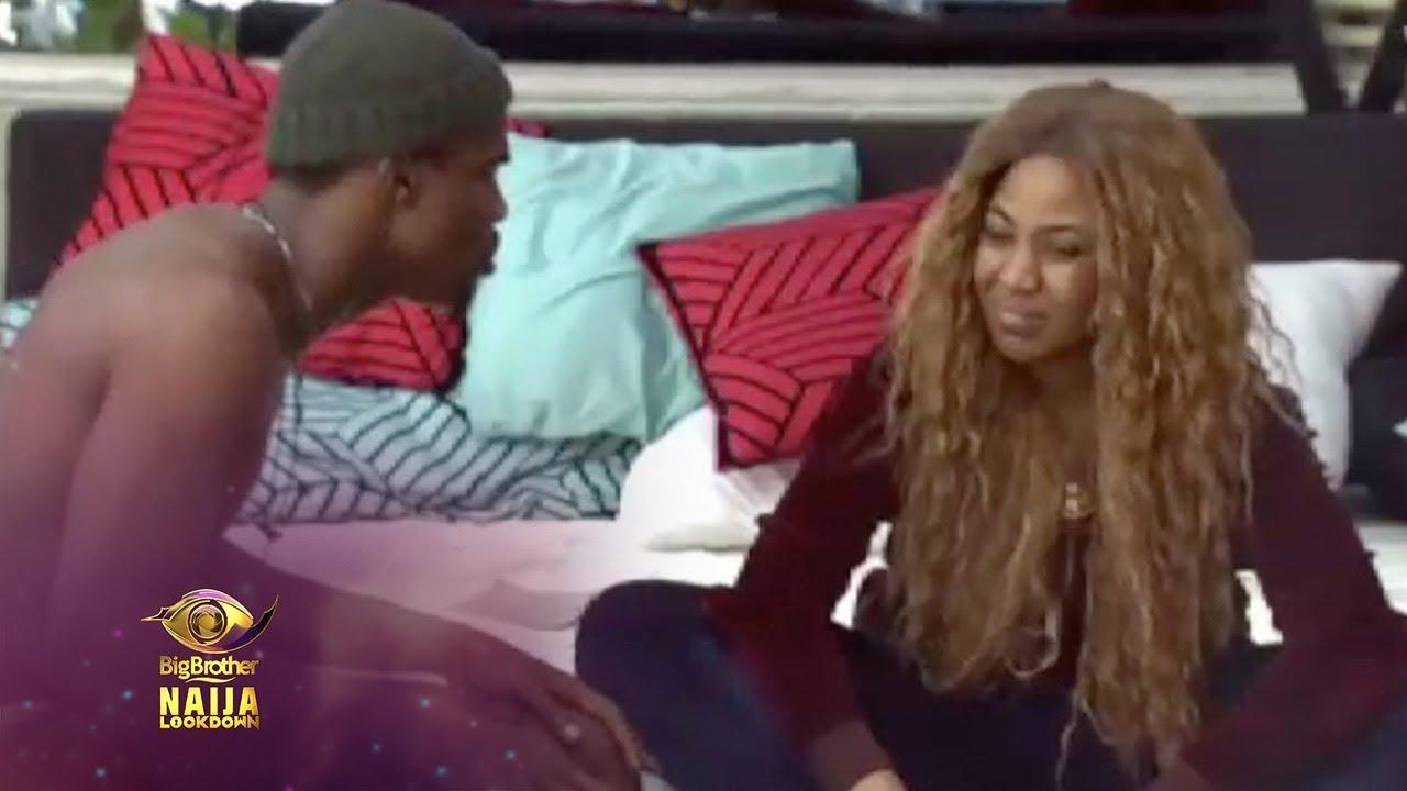 Day 35: 'Guy dey like you' - Neo | Big Brother: Lockdown | Africa Magic