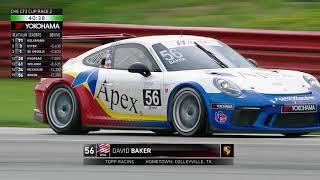 Mid-Ohio 2018 Porsche GT3 Cup Challenge USA by Yokohama