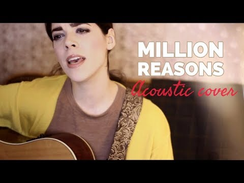 Lady Gaga - Million Reasons - Irene Conti Cover