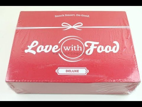 Love with Food Box October 2018