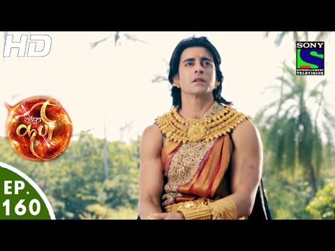 Suryaputra Karn - सूर्यपुत्र कर्ण - Episode 160 - 9th February, 2016