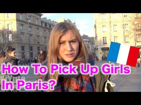 """[海外インタビュー] パリでのナンパの仕方 How do French girls want to be """"Picked-Up"""" in Paris? [パリジェンヌに聞きました]"""