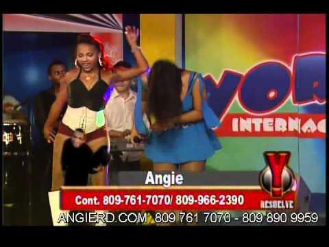 ANGIE DAME TU AMOR YORYI INTERNACIONAL FM