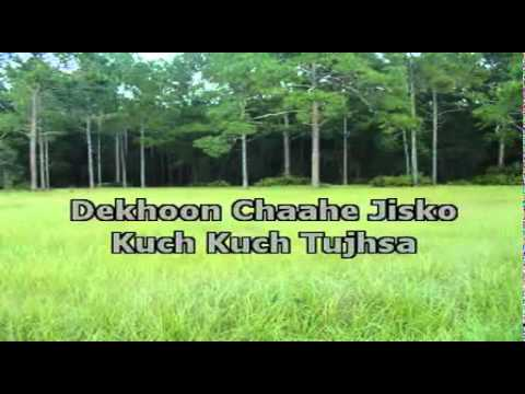 Aa Bhi Ja  Sur  Karaoke With Lyrics