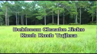 Video Aa Bhi Ja  Sur  Karaoke With Lyrics download MP3, 3GP, MP4, WEBM, AVI, FLV Juni 2018