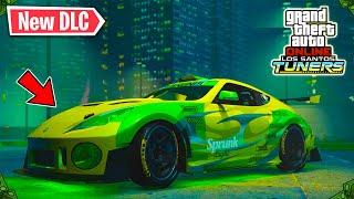 NEW GTA 5 ONLINE DLC DROPPING SOON! (NEW LOS SANTOS TUNERS DLC UPDATE)