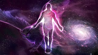 EXTREMELY POWERFUL TONES Galactic Chakra Music: 4096 Hz Slow Trance Drums Ascension Meditation Music