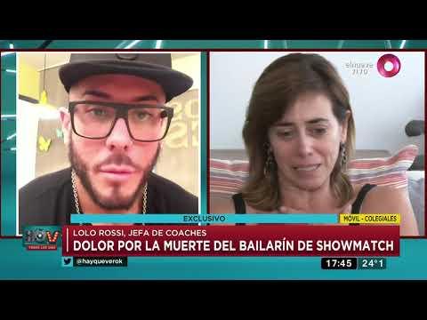 El paso de Juan Carlos Acosta por el Showmatch