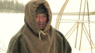 Зимняя рыбалка гимгой Последний мастер