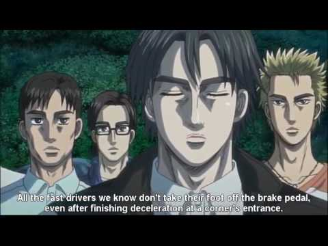 Initial D 5th Stage Final Stage Episode 15 part 04
