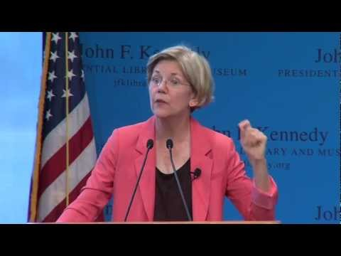 A Conversation with Elizabeth Warren