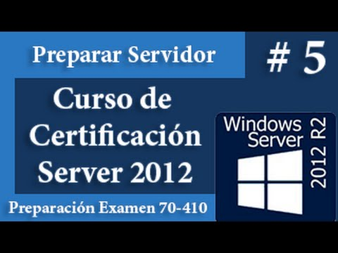Tareas posteriores a la Instalación de Windows Server 2012