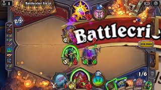 Hearthstone Dungeon Bug??