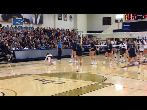 VOLLEYBALL: Cal State San Bernardino vs. Cal Baptist