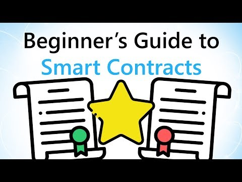 A Beginner's Guide To Smart Contracts