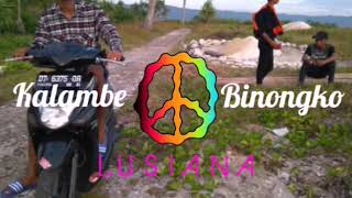 Gambar cover Lagu Wakatobi Terbaru Kalambe Binongko ( Lusiana)