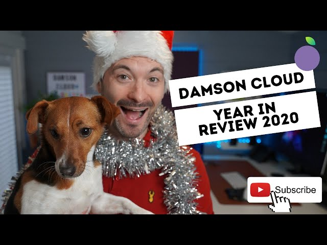 Damson Cloud Year in Review 2020
