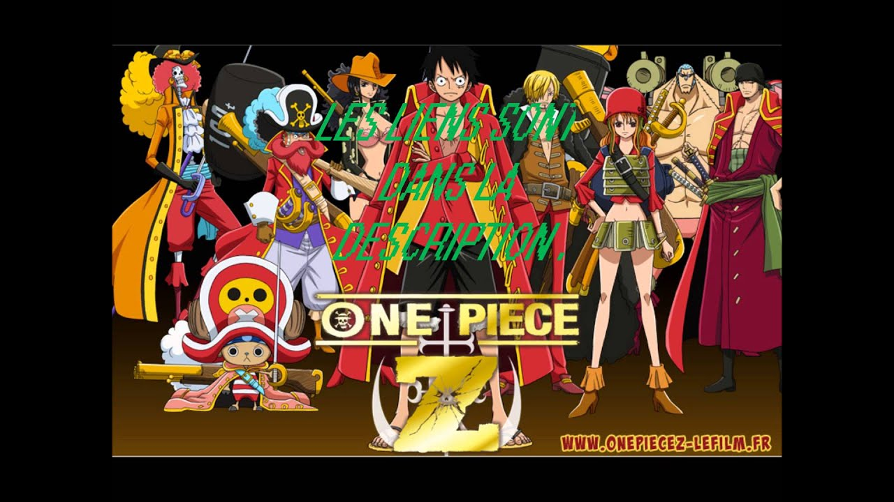 One Piece Film Z Stream German