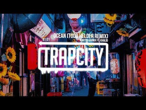 Martin Garrix Feat. Khalid - Ocean (Todd Helder Remix) | [1 Hour Version]