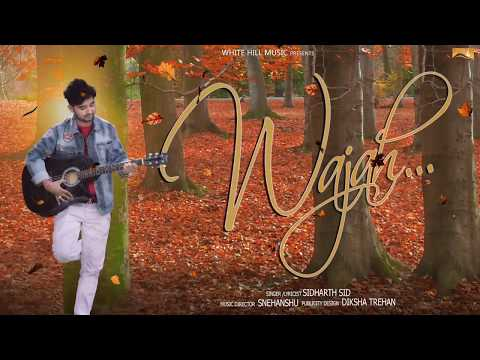 Wajah (Audio Poster) Sidharth Sid  l White...