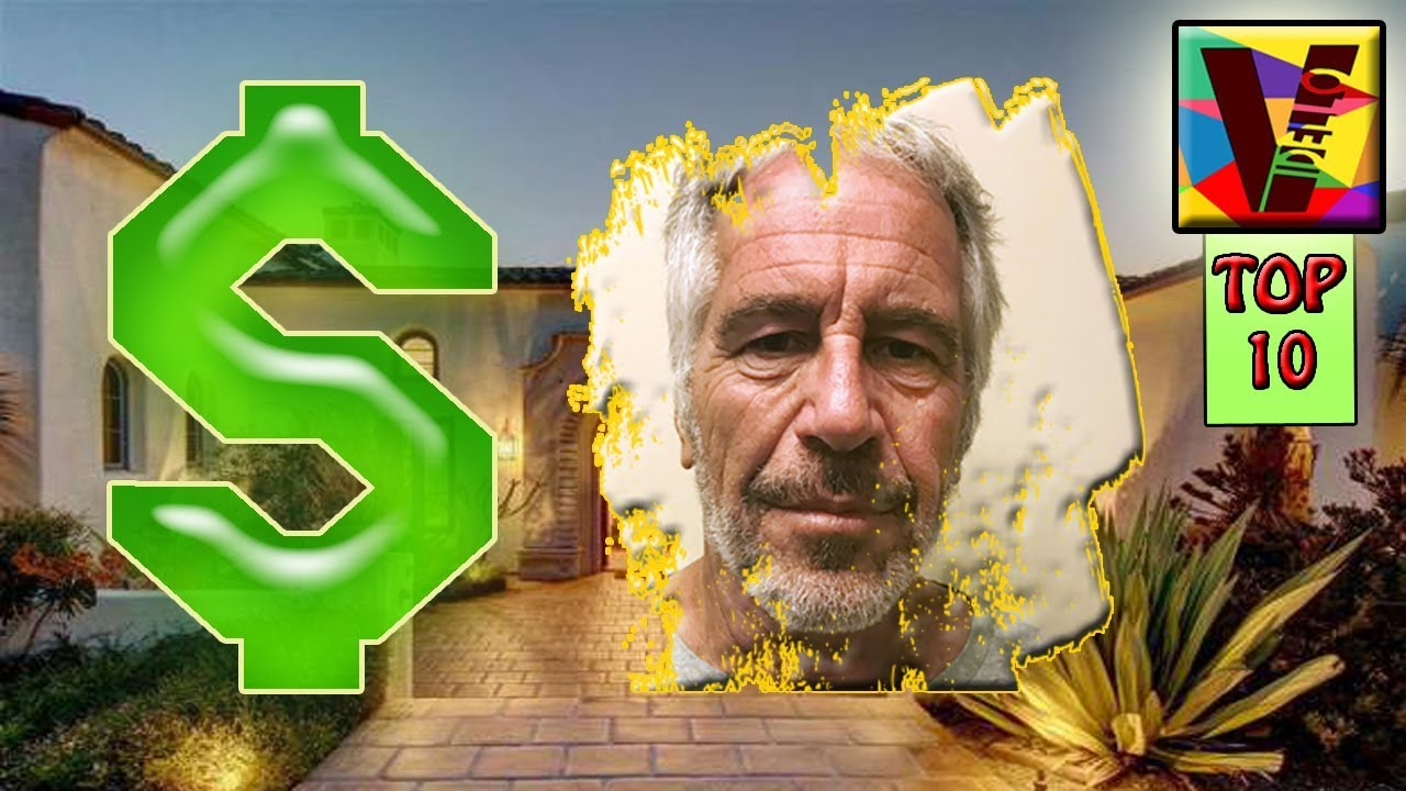 10 Expensive Things Previously Owned By Billionaire Jeffery Epstein