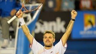 (HQ) Stanislas Wawrinka vs Rafael Nadal Australian Open 2014 FINAL - HIGHLIGHTS