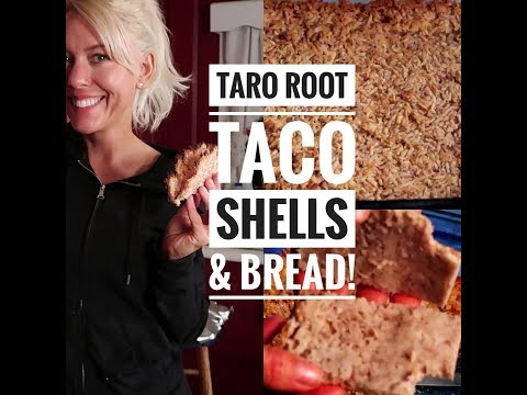 AIP Taco Shells and Bread
