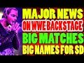 Shocking News On WWE Backstage! Big Matches And Appearances Announced For Smackdown! Wrestling News!