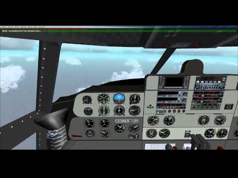 FSX - Buffalo Airways French Polynesia Tour - C-46 Commando - Leg 15