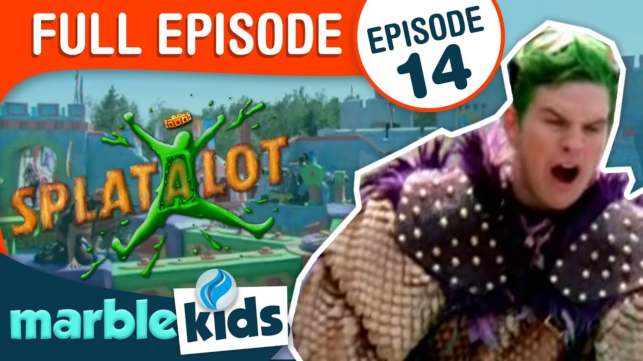 Splatalot Season 2 Episode 5 - simkl.com