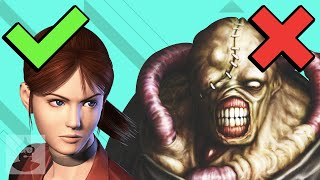 Resident Evil - Code: Veronica is The True Resident Evil 3 | The Leaderboard